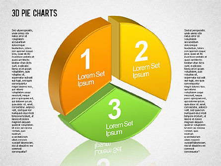 3D Pie Chart Toolbox Slide 2