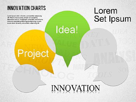 Innovation Charts Toolbox, Slide 4, 01396, Business Models — PoweredTemplate.com