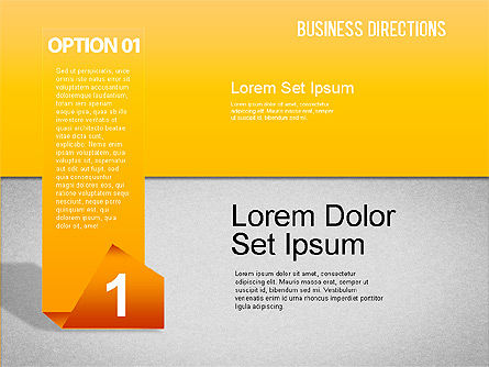 Business Directions Toolbox, Slide 12, 01401, Stage Diagrams — PoweredTemplate.com