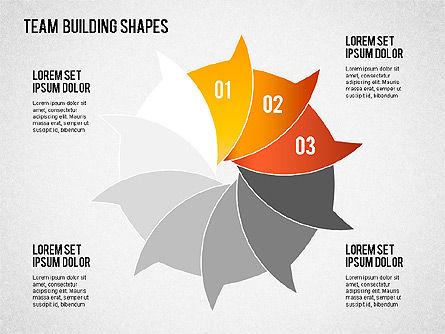 Team Building Shapes, Slide 4, 01403, Business Models — PoweredTemplate.com