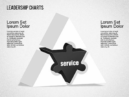 Stage Diagrams: Leadership Charts #01407