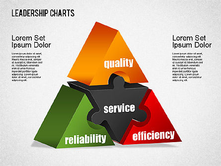 leadership charts for powerpoint presentations download