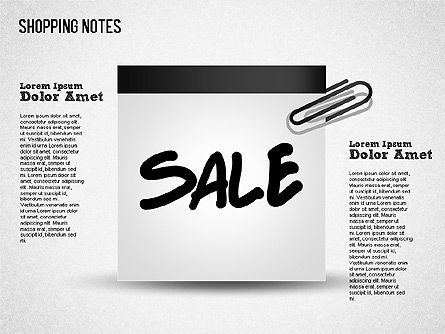 Shopping Notes Slide 3
