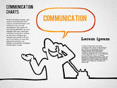 Business Models: Communication Chart #01420