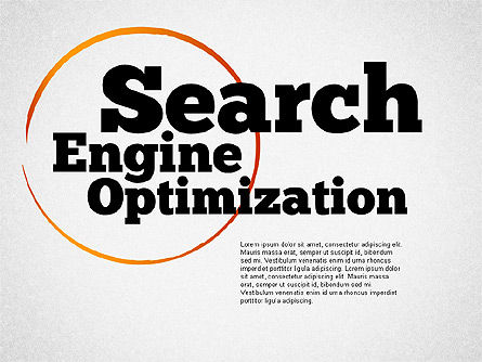 Process Diagrams: Search Engine Optimization Diagram #01431