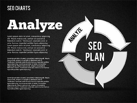 Search Engine Optimization Diagram, Slide 12, 01431, Process Diagrams — PoweredTemplate.com