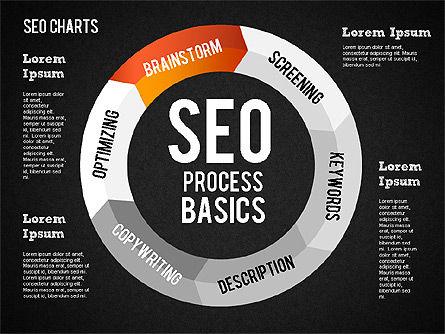 Search Engine Optimization Diagram, Slide 16, 01431, Process Diagrams — PoweredTemplate.com