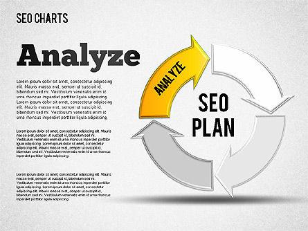 Search Engine Optimization Diagram, Slide 4, 01431, Process Diagrams — PoweredTemplate.com