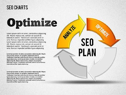 Search Engine Optimization Diagram, Slide 5, 01431, Process Diagrams — PoweredTemplate.com