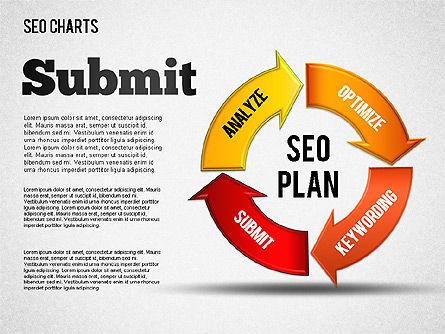 Search Engine Optimization Diagram, Slide 7, 01431, Process Diagrams — PoweredTemplate.com