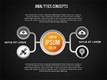 Analytics Concepts Charts, Slide 12, 01439, Business Models — PoweredTemplate.com