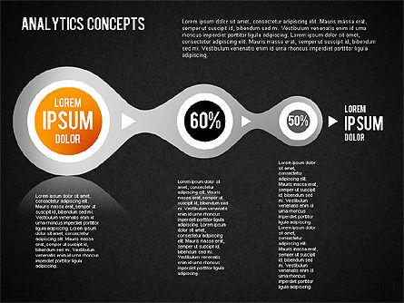 Analytics Concepts Charts, Slide 15, 01439, Business Models — PoweredTemplate.com