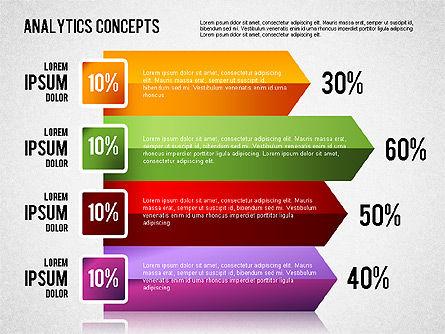 Analytics Concepts Charts, Slide 5, 01439, Business Models — PoweredTemplate.com