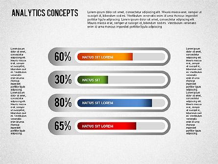 Analytics Concepts Charts, Slide 6, 01439, Business Models — PoweredTemplate.com
