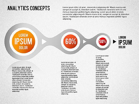 Analytics Concepts Charts, Slide 7, 01439, Business Models — PoweredTemplate.com