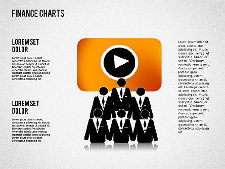 Finance Chart, Slide 11, 01440, Business Models — PoweredTemplate.com