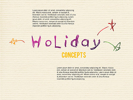 Shapes: Holiday Concept Shapes #01441