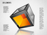 Shapes: 3D Shapes Toolbox #01445
