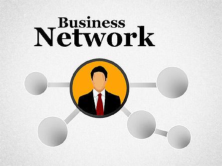 Organizational Charts: Rede de negócios #01447