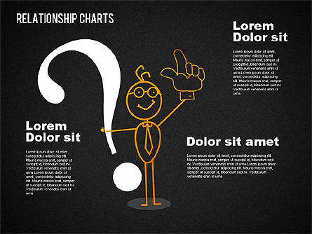 Business Relationships Diagram, Slide 12, 01448, Business Models — PoweredTemplate.com