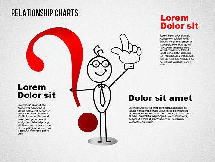 Business Relationships Diagram, Slide 4, 01448, Business Models — PoweredTemplate.com