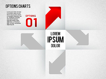 Options Charts Toolbox, Slide 4, 01454, Stage Diagrams — PoweredTemplate.com