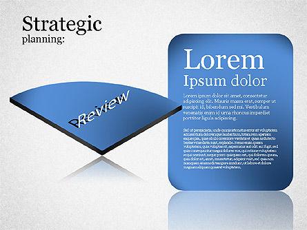 Process Improvement Diagram, Slide 4, 01455, Business Models — PoweredTemplate.com
