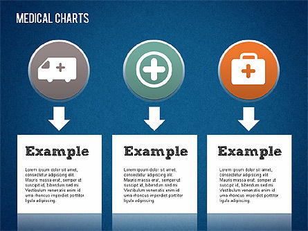 Medical Process Charts, Slide 4, 01463, Medical Diagrams and Charts — PoweredTemplate.com