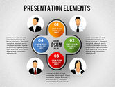 Stage Diagrams: Presentation Elements #01466