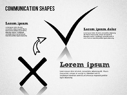 Communication Shapes Toolbox Slide 3