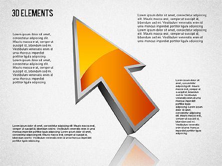 3D Shapes Toolbox 2 Slide 3