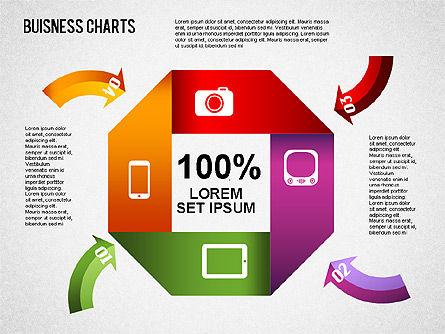 Devices Sales Report, Slide 2, 01474, Business Models — PoweredTemplate.com