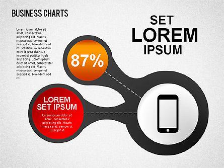 Devices Sales Report, Slide 3, 01474, Business Models — PoweredTemplate.com