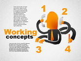 Shapes: Office Work Concepts #01475
