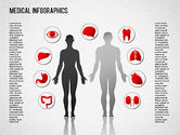 Medical Diagrams and Charts: Medical Infographics #01478