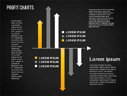 Profit Charts, Slide 16, 01483, Stage Diagrams — PoweredTemplate.com
