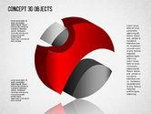 Shapes: 3d对象工具箱 #01485