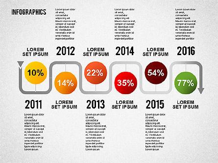 Infographics Report Toolbox, Slide 2, 01489, Business Models — PoweredTemplate.com