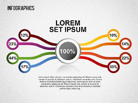 Infographics Report Toolbox, Slide 4, 01489, Business Models — PoweredTemplate.com