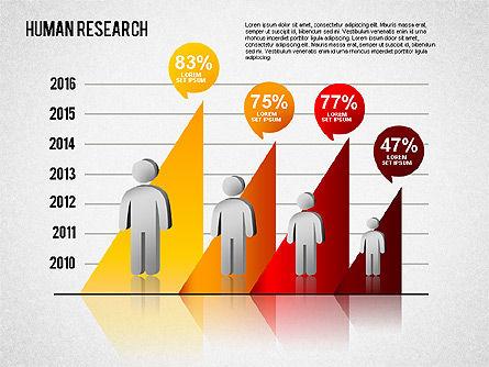 Demographic Infographics, Slide 3, 01490, Business Models — PoweredTemplate.com