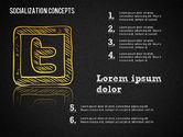 Socialization Concept Shapes#12