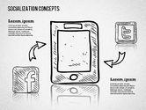 Socialization Concept Shapes#2