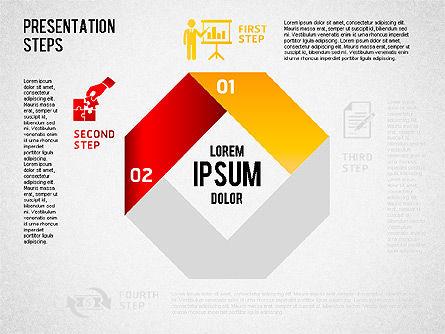 Presentation Steps Diagram Slide 2