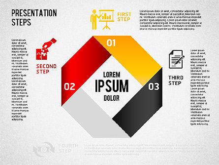 Presentation Steps Diagram Slide 3