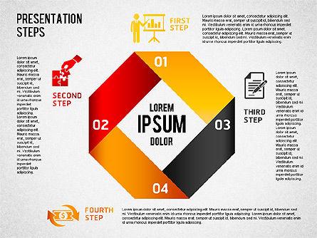 Presentation Steps Diagram Slide 4