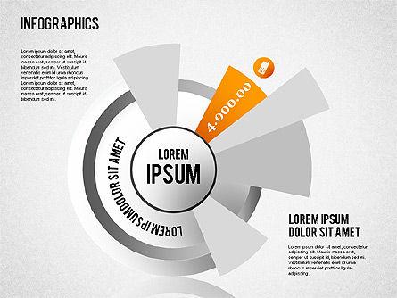 Infographics Set, Slide 2, 01499, Business Models — PoweredTemplate.com