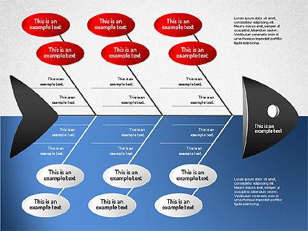 Ishikawa Diagram, Slide 11, 01503, Business Models — PoweredTemplate.com