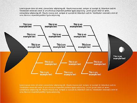 Ishikawa Diagram, Slide 5, 01503, Business Models — PoweredTemplate.com