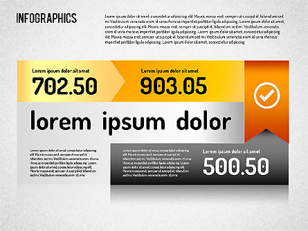 Business Models: Social Infographics Toolbox #01509