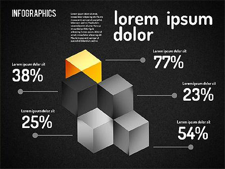 Social Infographics Toolbox, Slide 14, 01509, Business Models — PoweredTemplate.com